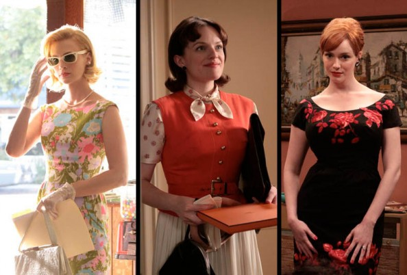 Gorgeous Mad Men Outfits