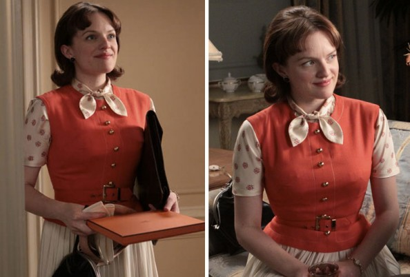 Gorgeous Mad Men Outfits Peggy Olson 2