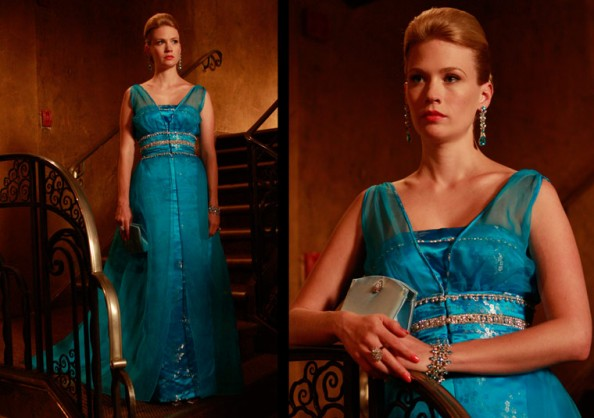 Gorgeous Mad Men Outfits Betty Draper 3