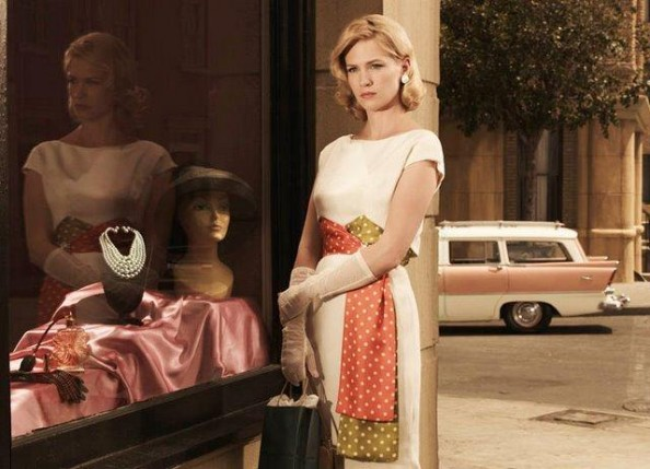 Gorgeous Mad Men Outfits Betty Draper 1