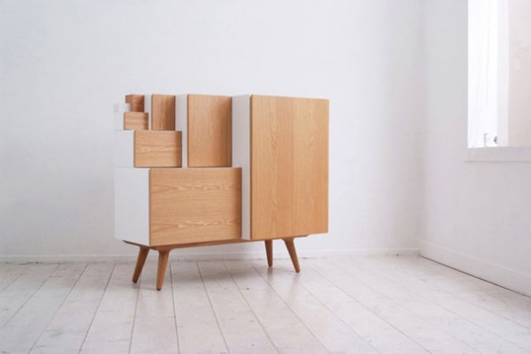 Cool Furniture For Organized Freaks