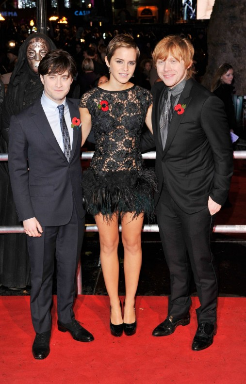 Harry Potter and the Deathly Hallows London Premiere