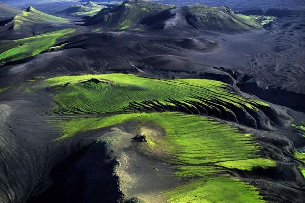 Yann Arthus Bertrand Iceland Mountains Coutryside