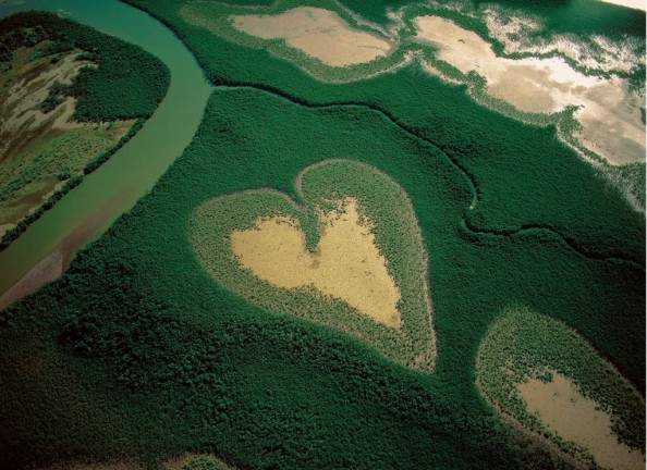 Yann Arthus Bertrand New Caledonia France