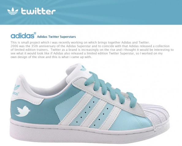 Adidas Superstar Twitter