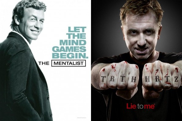 The Mentalist vs Lie to Me