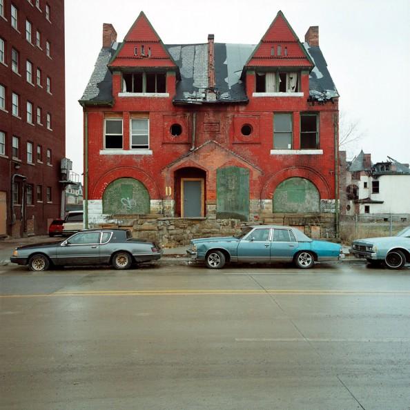 100 Abandoned Houses Kevin Bauman Detroit 10
