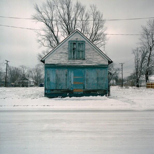 100 Abandoned Houses Kevin Bauman Detroit 5