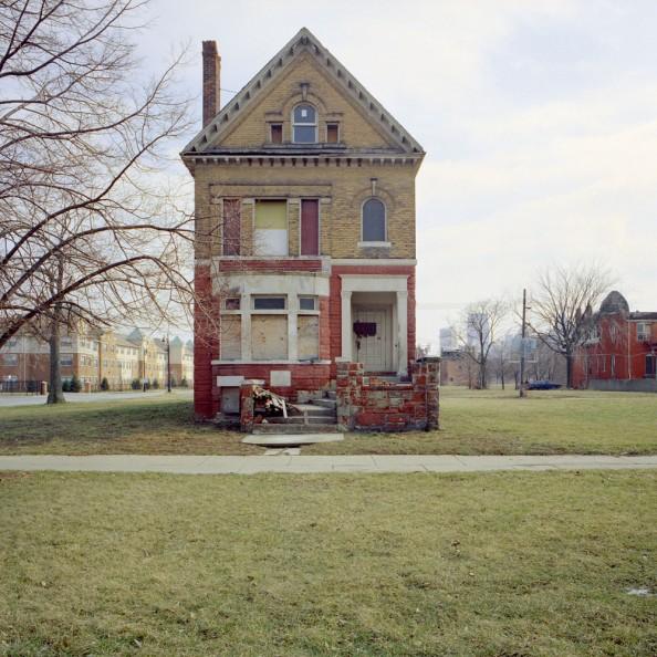 100 Abandoned Houses Kevin Bauman Detroit 6