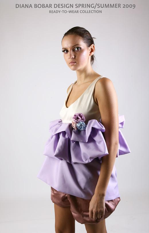 Diana Bobar Design Spring Summer 2009