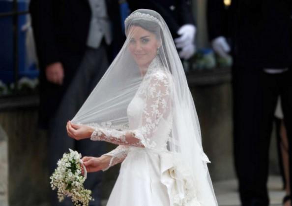 Kate Middleton Wedding Dress Royal Wedding 1