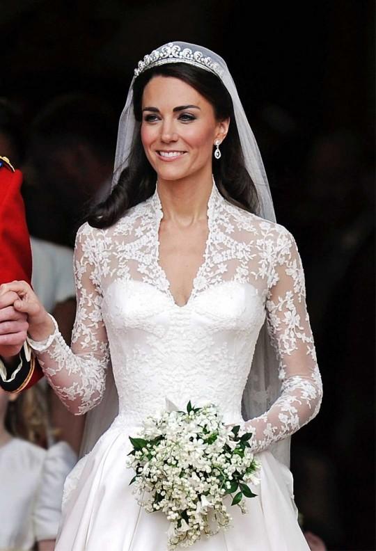 Kate Middleton Wedding Dress Royal Wedding 2
