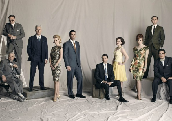Mad Men Renewed For Three More Seasons