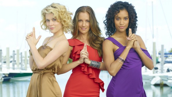 Charlie's Angels TV show ABC Fall 2011