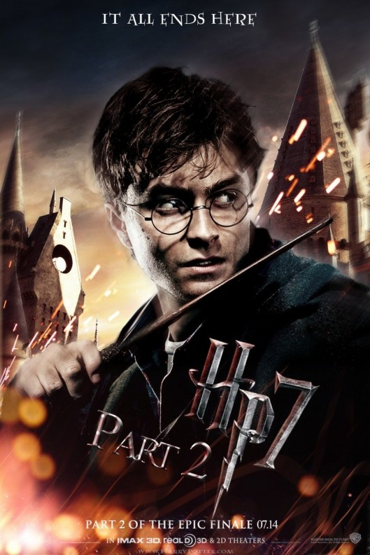 Harry Potter And The Deathly Hallows Part2 Release Date 15 July 2011