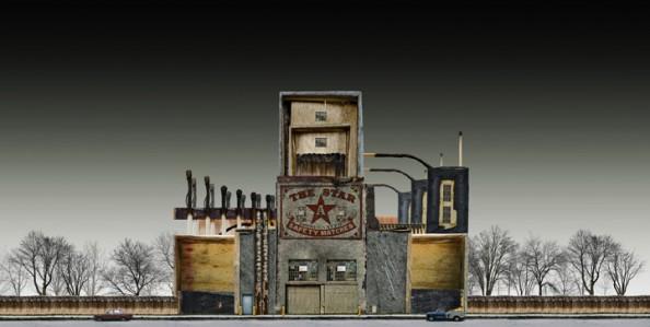 Industrial Parkland David Trautrimas Match Factory