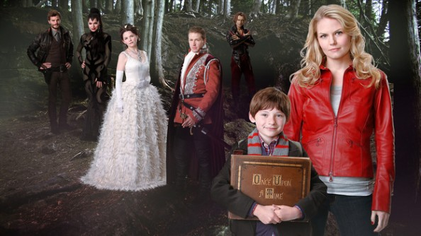 Once upon a time TV show ABC Fall 2011