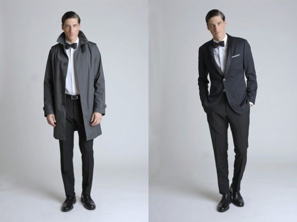 Banana Republic Mad Men inspired  collection 2011 Men 3