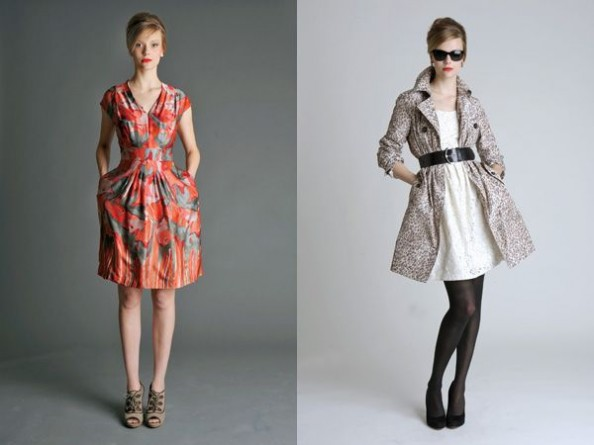 Banana Republic Mad Men inspired  collection 2011 Women 4