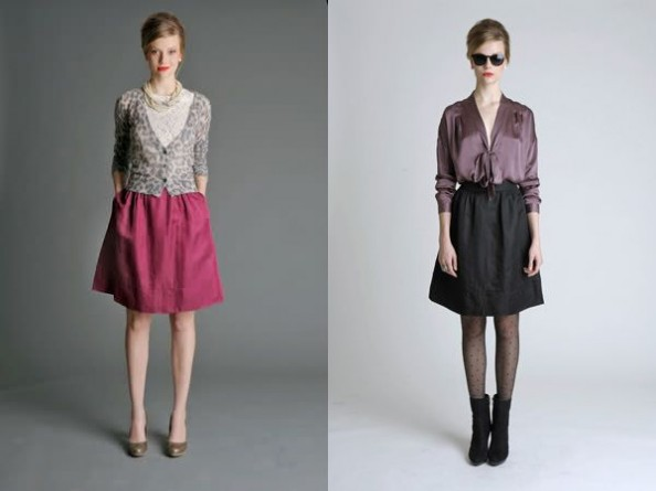Banana Republic Mad Men inspired  collection 2011 Women 7