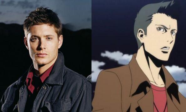 Dean Winchester Animation