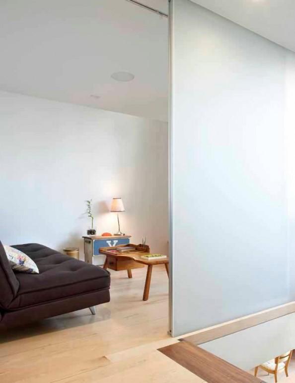 Gramercy Duplex Residence Slade Architecture New York 10