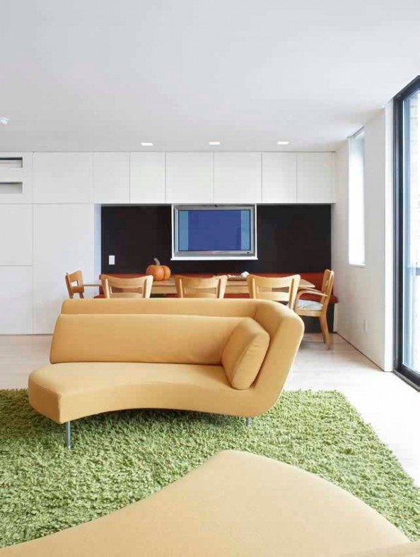 Gramercy Duplex Residence Slade Architecture New York 2