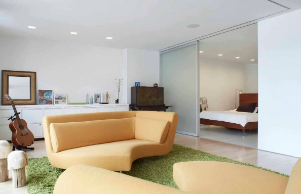 Gramercy Duplex Residence Slade Architecture New York 3