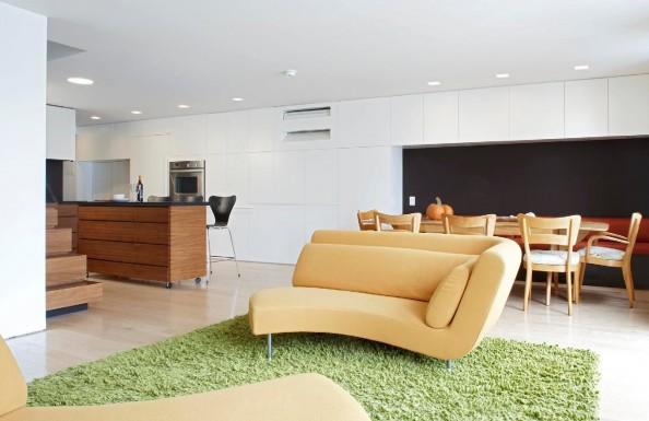 Gramercy Duplex Residence Slade Architecture New York