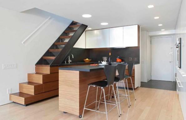 Gramercy Duplex Residence Slade Architecture New York 6