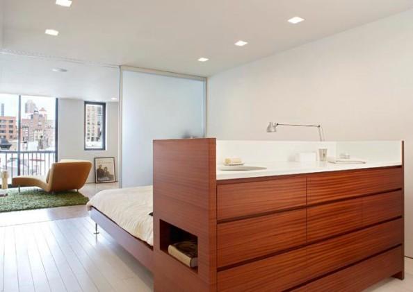 Gramercy Duplex Residence Slade Architecture New York 8