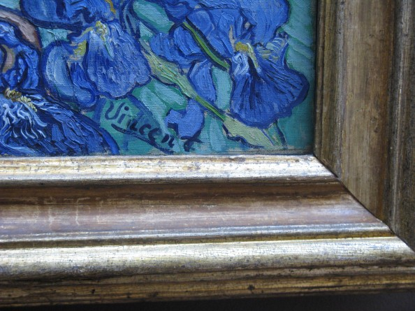 Van Gogh's Signature