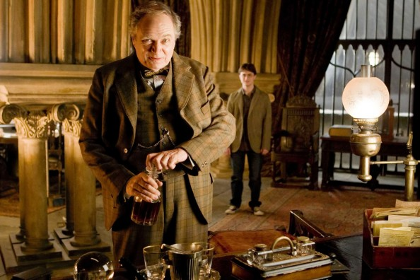Top 10 Most Memorable Teachers from The Harry Potter series Horace Slughorn