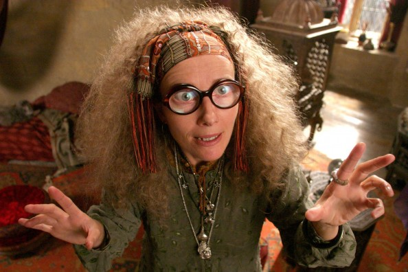 Top 10 Most Memorable Teachers from the Harry Potter series Sybill Trelawney