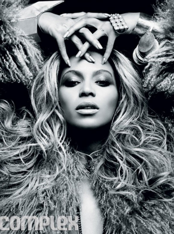 Beyonce for Complex Magazine August/September 2011 3
