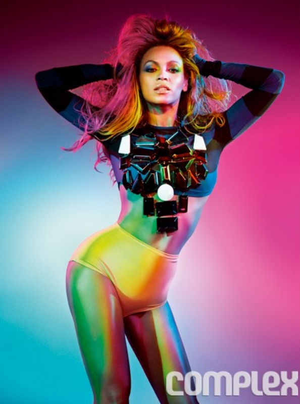 Beyonce for Complex Magazine August/September 2011 4