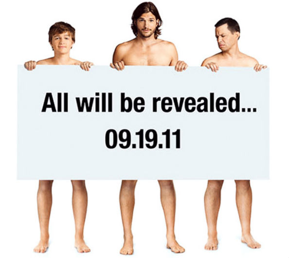 Two and a half men Promo Picture
