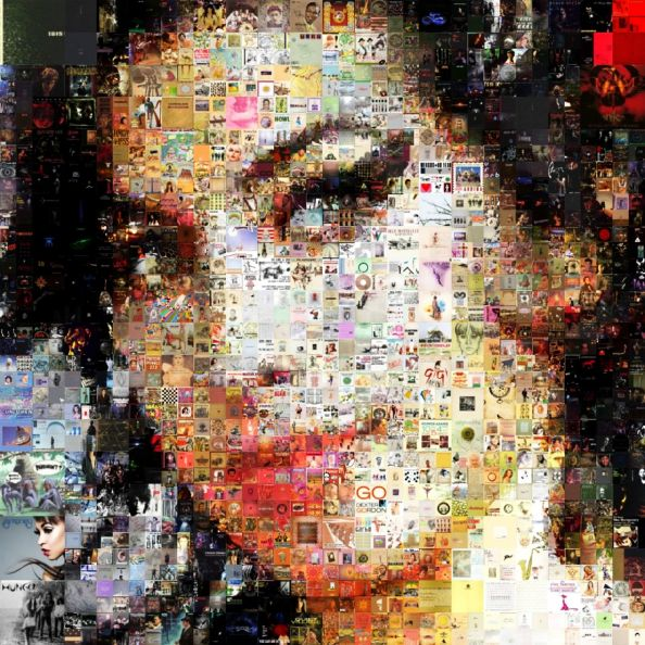 Amy Winehouse Fan Art Picture Portrait