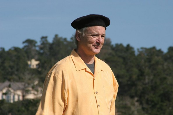 Old Bill Murray Recent Picture