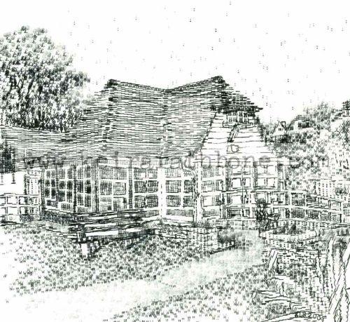 Branksome Dean Community Hall Typewritten by Keira Rathbone