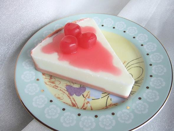 Realistic Cake Soap Bar
