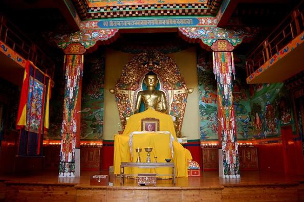 Dharamsala Himalayas Dalai Lama