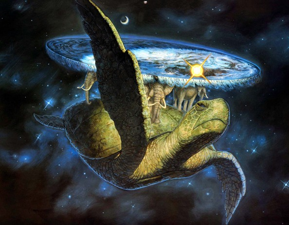 Discworld The Great A'Tuin Turtle