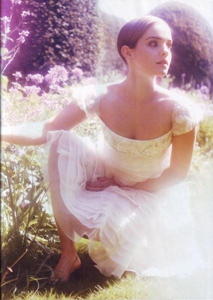 Emma Watson Harper's Bazaar UK August 2011 Cover 3