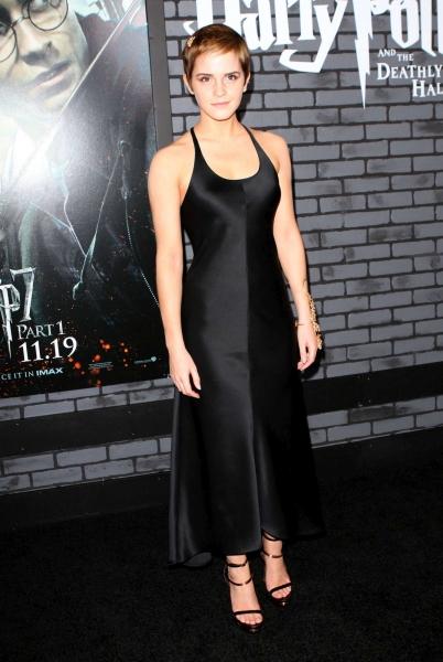 Emma Watson Fashion Harry Potter 7 premiere 1
