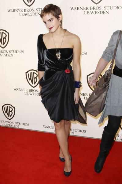Emma Watson Fashion Harry Potter 7 premiere 2