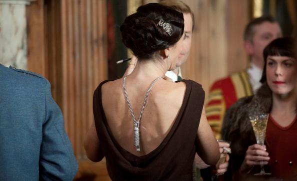 Eve Best Wallis Simpson The Kings Speech Cocktail dress