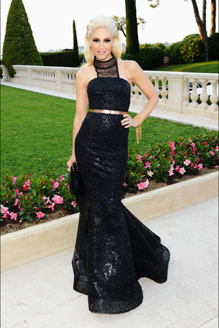 Gwen Stefani amfAR Cinema Against aids Cannes 2011