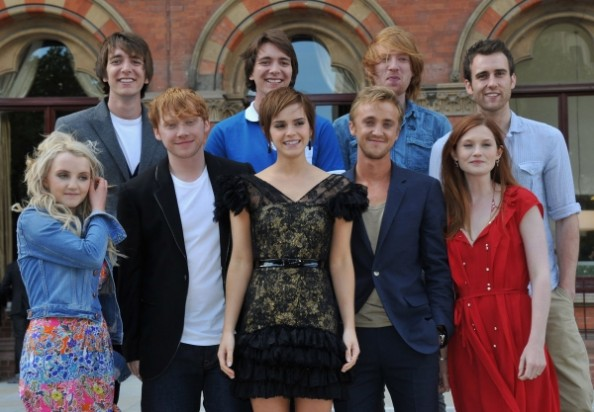 Harry Potter and the Deathly Hallows Part II London Photo Call 2
