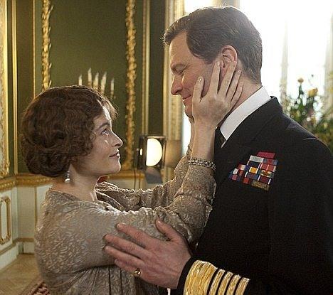 Helena Bonham Carter Colin Firth The Kings Speech 2